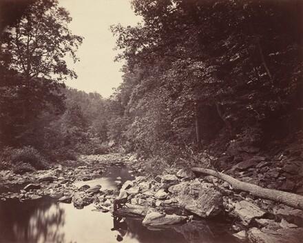 The Wissahickon Creek near Philadelphia