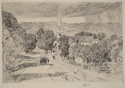 A Vermont Village