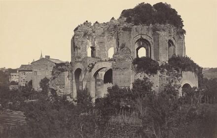 The Templum Minerva Medica and the Surrounding Area