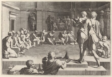 The Banquet of Alexander the Great