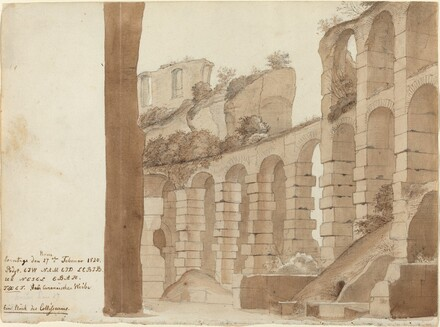 A Corner of the Colosseum