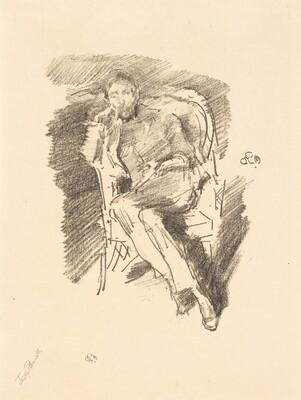 Firelight - Joseph Pennell, No.II
