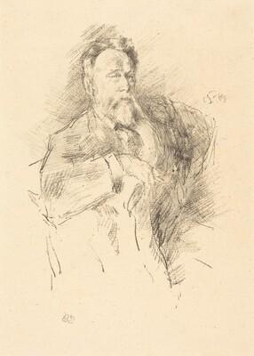Sketch of Mr. Henley