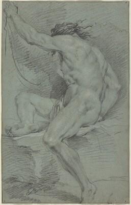 Nude Figure (academic study)
