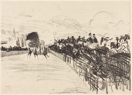 The Races (Les courses)