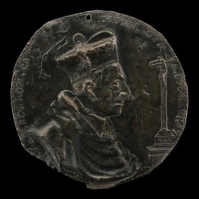 Carlo Borromeo, 1538-1584, Cardinal Archbishop of Milan 1560