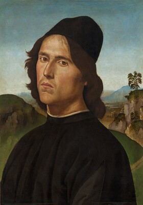 Portrait of Lorenzo di Credi