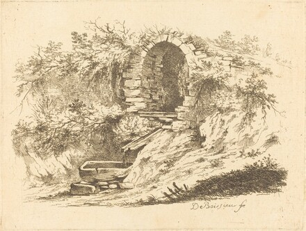 The Spring at l'Orsière