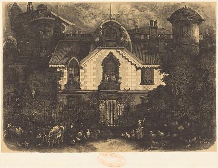 La Maison Enchantée (The Haunted House)