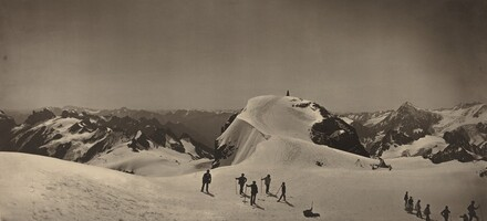 Summit of Mont Titlis, Switzerland
