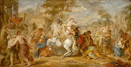 The Rape of the Sabine Women