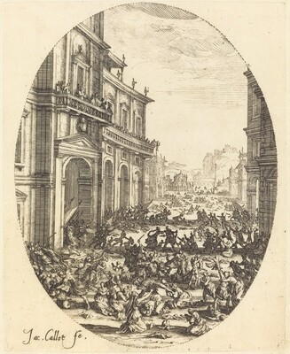The Massacre of the Innocents, Second Plate