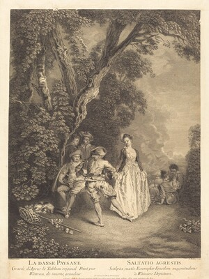 The Peasant Dance