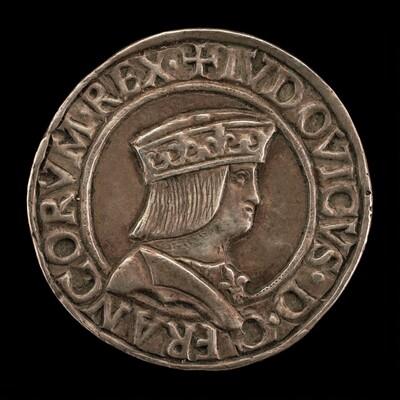 Louis XII, 1462-1515, as Duke of Milan [obverse]