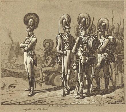 K. baierische Infanterie (Bavarian Infantrymen)