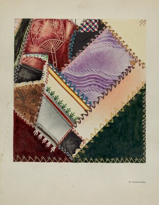 Quilts, Pieced