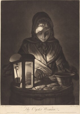 The Oyster Woman