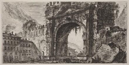 Arco di Rimino fabbricato da Augusto