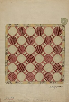 Quilt Pattern Square