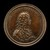 Francesco Redi, 1626-1697, Physician and Scientist [obverse]