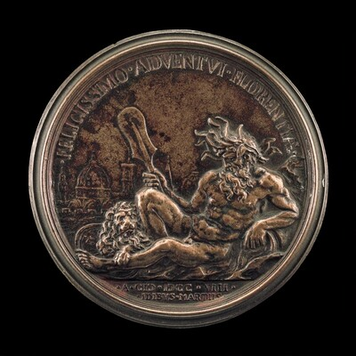 Personification of the River Arno [reverse]