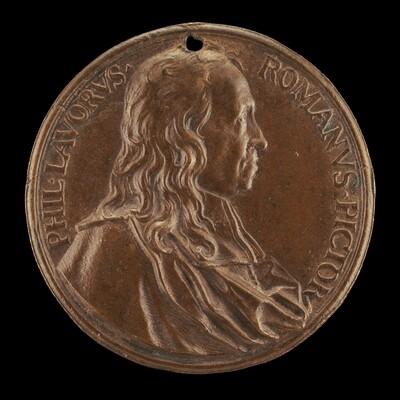 Filippo Lauri, 1623-1694, Italian Painter [obverse]