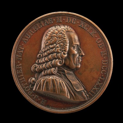Robert-Joseph Pothier, 1699-1772, Jurist and Professor [obverse]