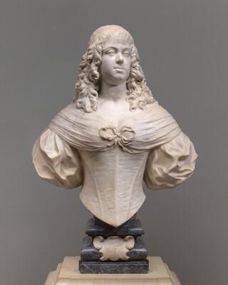 Vittoria della Rovere, Wife of Ferdinando II