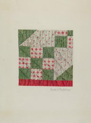 Calico Quilt (Patchwork)