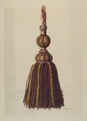 Curtain Tassel