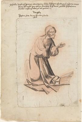 Christ Kneeling in Prayer