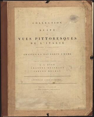 Collection ou Suite de Vues Pittoresques de l'Italie