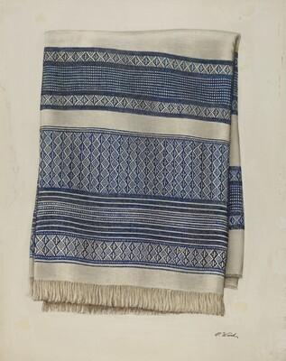 Homespun Tablecloth