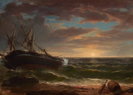 The Stranded Ship