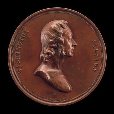 Washington Allston, 1779-1843, Painter [obverse]