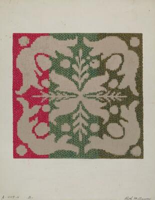 Coverlet (Wool)