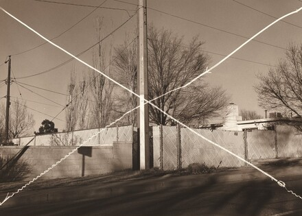Power Poles [From the series Cancellations]
