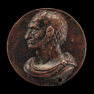 Head of a Satyr [obverse]