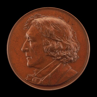 Henry Irving, 1838-1905, Actor [obverse]