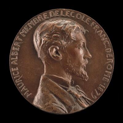 Maurice Albert, 1854-1907