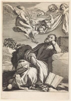 The Dream of Saint Peter
