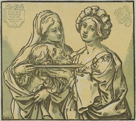 Herodias and Salome
