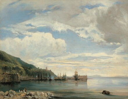 On the Bay of Naples