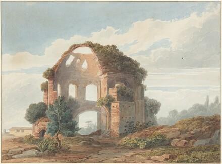 The Temple of Minerva Medica
