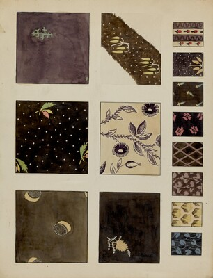 Textiles from Patchwork Quilt