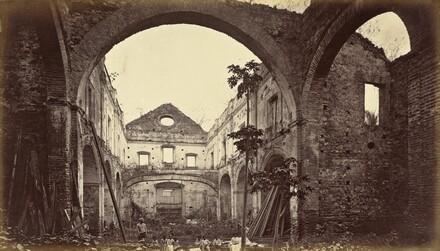 Ruins of the Church of Santo Domingo-Panama