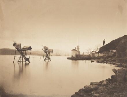 Pecheries at Kiretch-Bournou (Bosphore, Europe) (Fisheries at Kiretch-Bournou (Bosphorus, Europea))