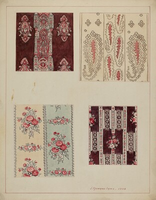 Chintz (From Quilt)