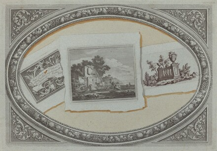 Trompe l'Oeil: Prints with Londonio's Calling Card, Using Original Copperplates