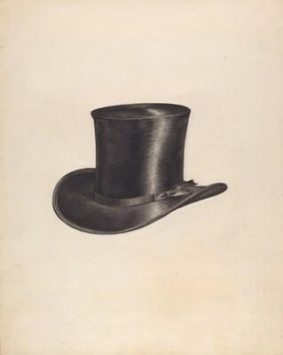 Quaker Man's Hat